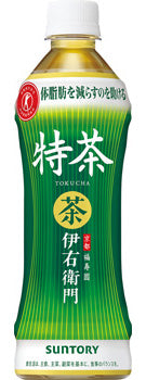 Iemon Tokucha Suntry 16.6Oz