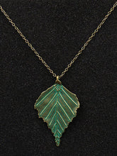 Load image into Gallery viewer, Green Casual Alloy Necklaces