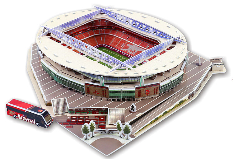 Arsenal - Emirates Stadium 3D Puzzle