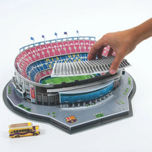 Load image into Gallery viewer, Barcelona FC - Camp Nou Stadium 3D Puzzle