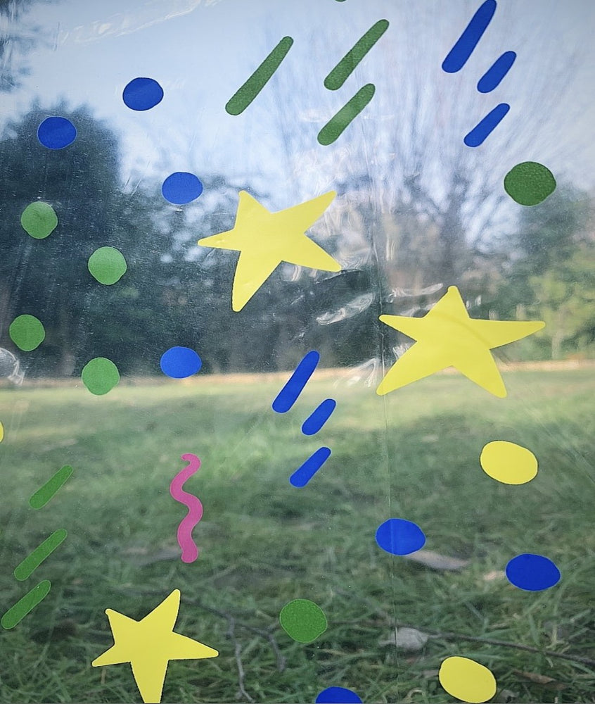 Star Confetti (Ages 5-7) ~ Ninas & Ninos Collection