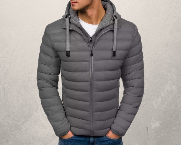 SLIM WINDBREAKER FABER - Modieus, ademend wind- en waterdicht jack