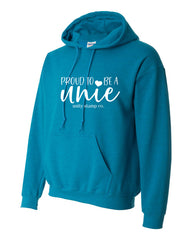 """Proud to be a Unie""  Hooded Sweatshirt - One Color - Pick your FAVORITE!"
