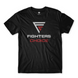 Fighters Stacked Tee