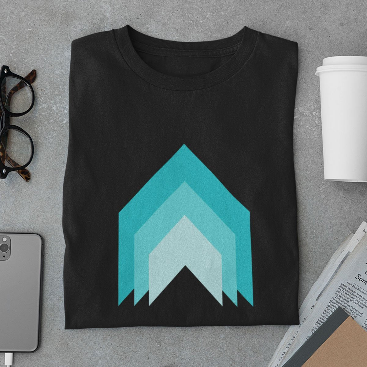 Arrow Shapes Men's T-Shirt
