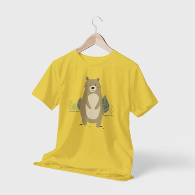 Bear Spirit Animal Men's T-Shirt