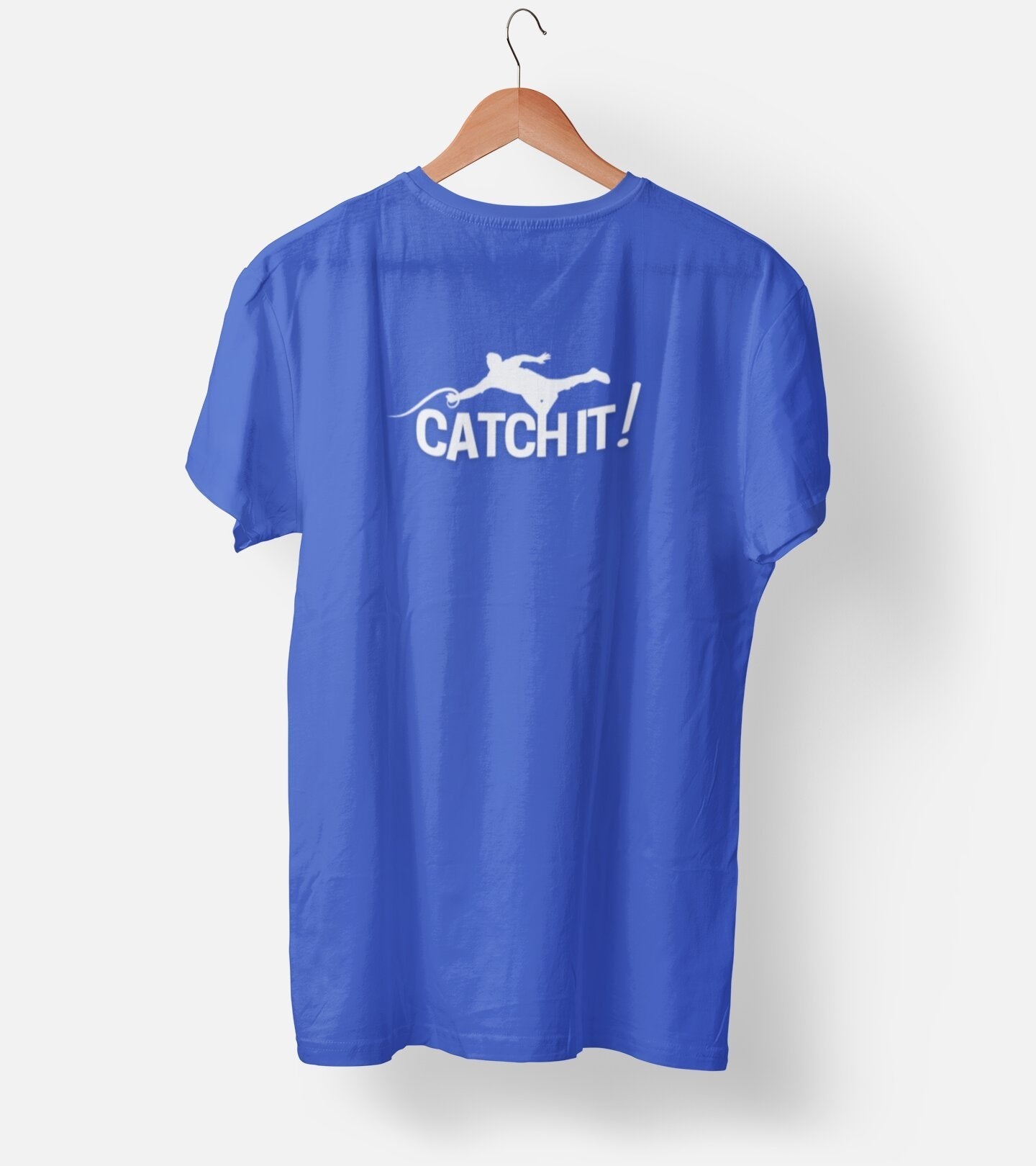 Catch It! Cricket Fan Men's T-Shirt
