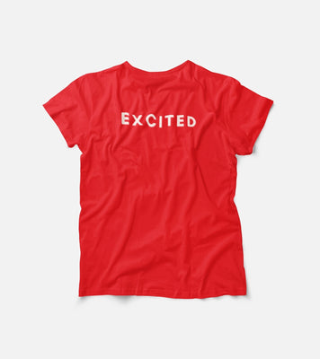 Excited Mood Men's T-Shirt