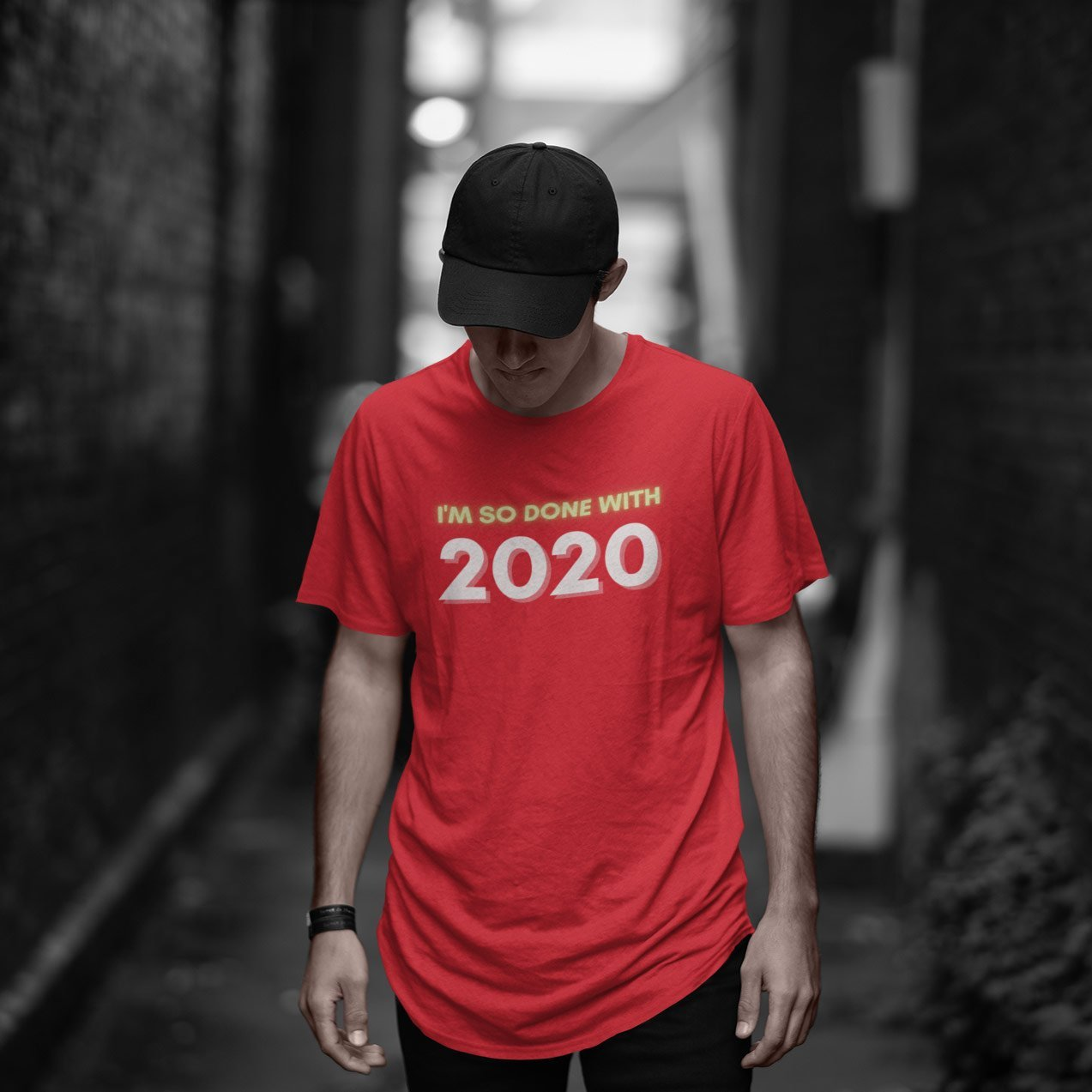 I'm So Done With 2020 T-Shirt