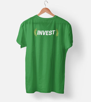 Invest Wordwear Men's T-Shirt