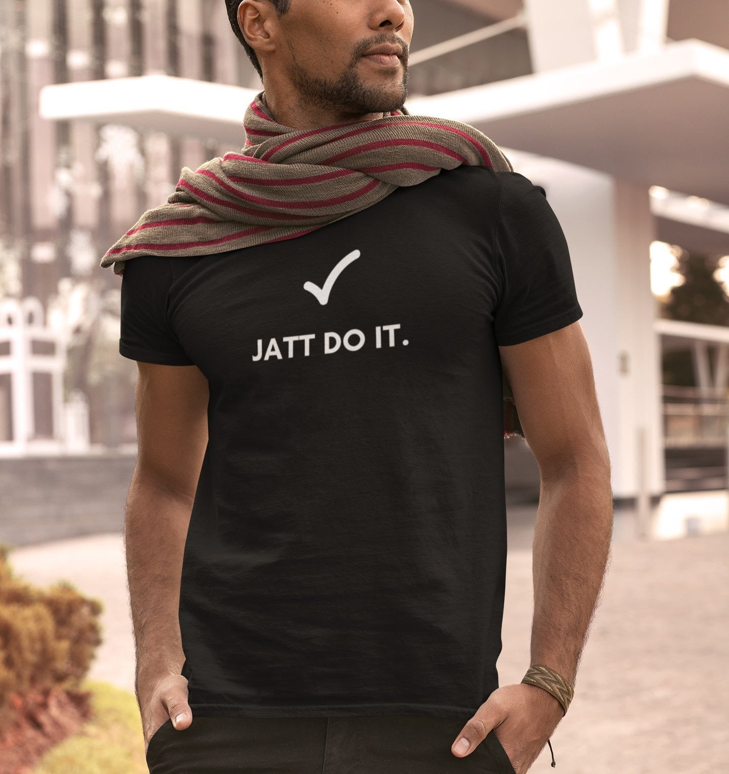 Jatt Do It T-Shirt