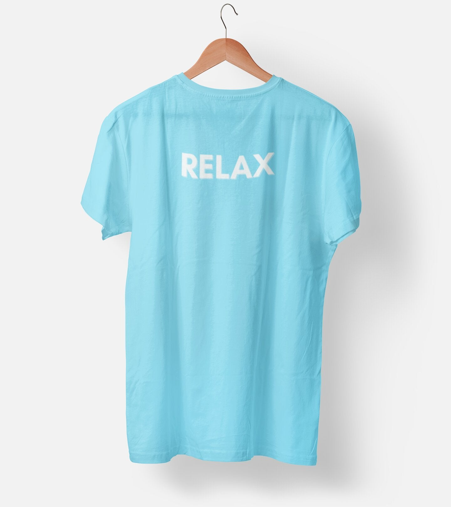 Relax Cool Blue Men's T-Shirt