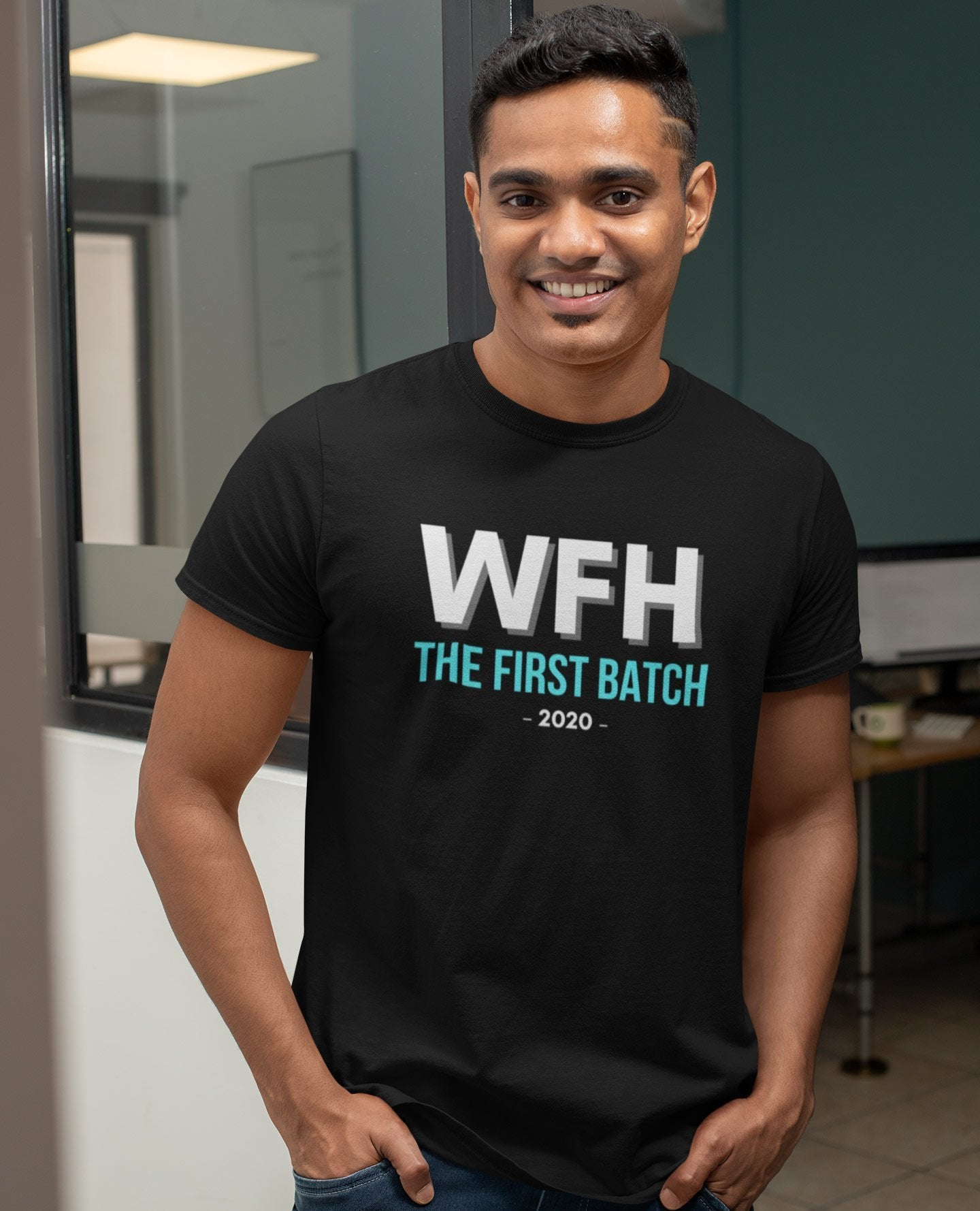 WFH The First Batch 2020 T-Shirt
