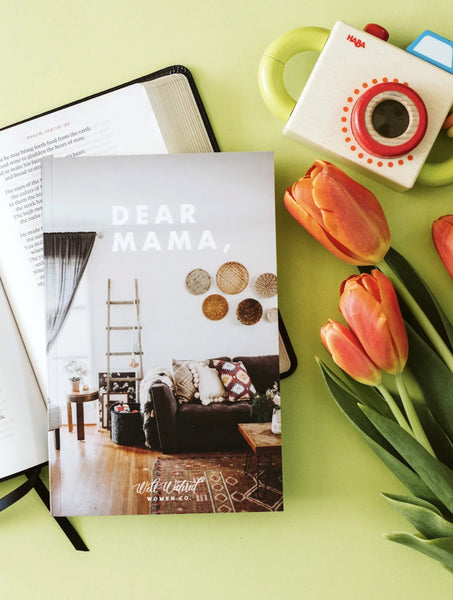 Dear Mama Devotional: 31-Day Devotional for Mothers