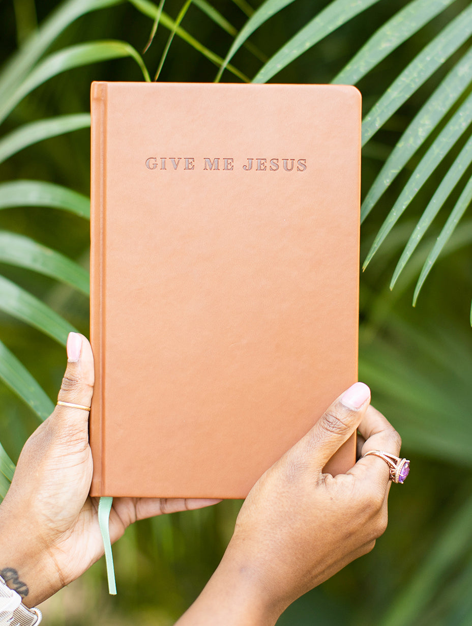 Simplified Give Me Jesus Journal