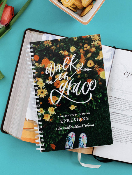 Walk in Grace Ephesians Journal
