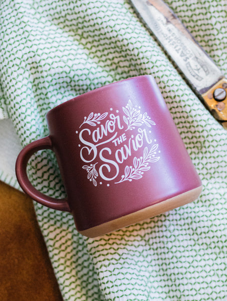 Savor the Savior Mug