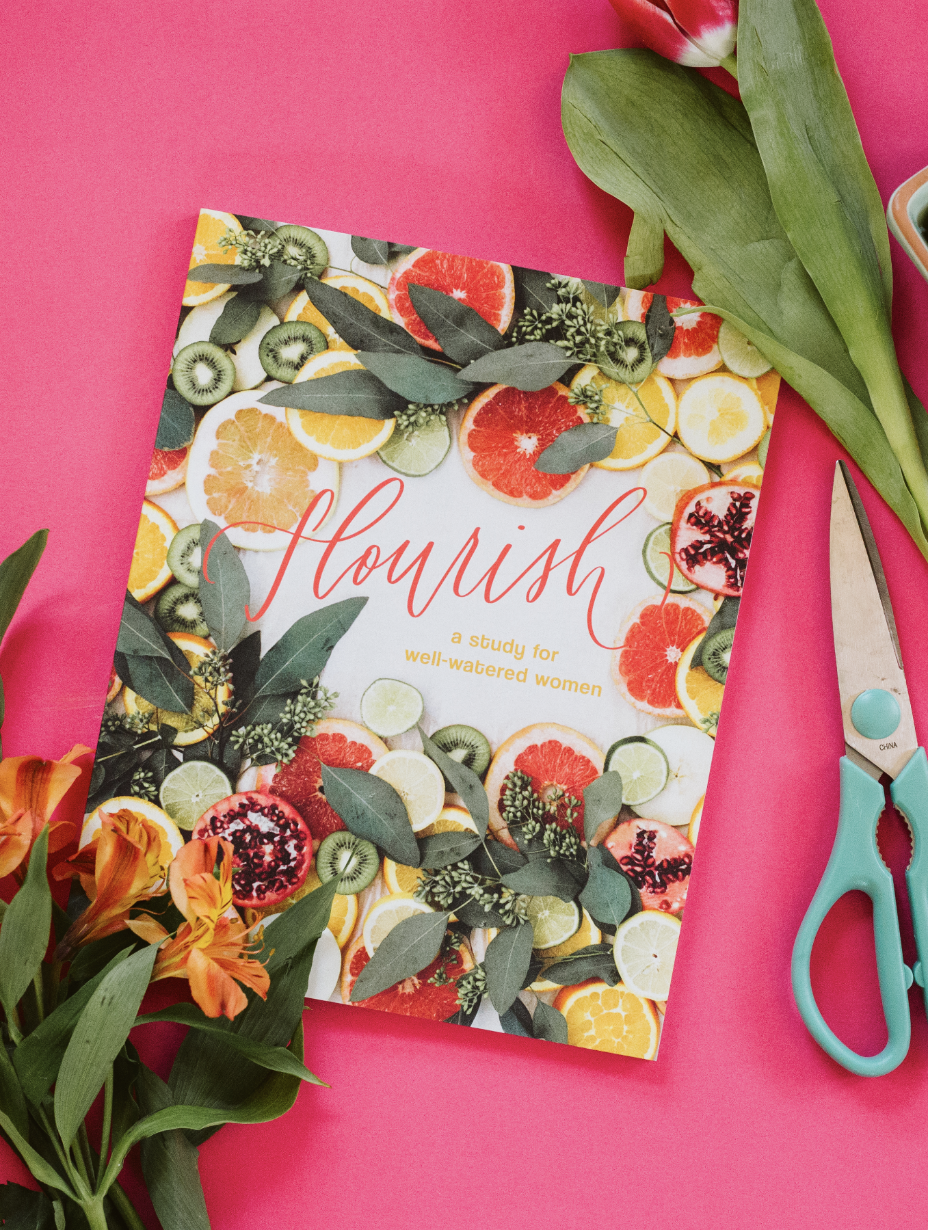 Flourish Study: A Study on the Fruit of the Spirit