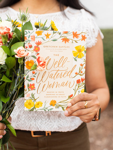 The Well-Watered Woman Book
