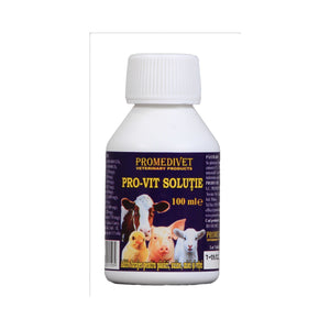 Acti-Vit Vitamins oral solution horses cattle sheep pigs poultry / Vitamini soluzione orale per cavalli, bovini, suini, caprini, ovini - Pet Shop Luna SRL