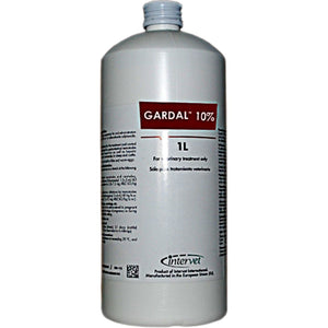 Gardal 10% 1 litro vermifugo ovini bovini/ Oral dewormer for cattle , ovines - Pet Shop Luna SRL