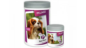 Pet Phos Canin Special Pelage is a vitamin supplement to protect the skin and health of fur in dogs. - Pet Shop Luna SRL