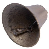 Super Loud Small Bell for Cow Sheep Cattle, Campanello per bovini ovini caprini - Pet Shop Luna SRL