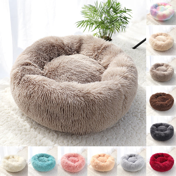 Bed Mat Fluffy Plush for Cat Dog / letto per cani e gatti - Pet Shop Luna SRL