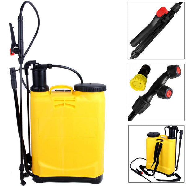 Manual Sprayer Agricultural Backpack-type Multifunctional Pesticide 16.8L / Irroratore manuale agricolo a zaino multifunzionale - Pet Shop Luna SRL