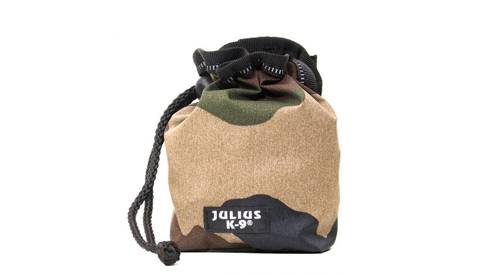 Rewards bag for dogs, Julius K9 - Camouflage - Pet Shop Luna SRL