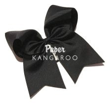 Cheer Bow - One Solid Color