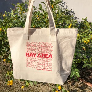 Bay Area Tote Bag