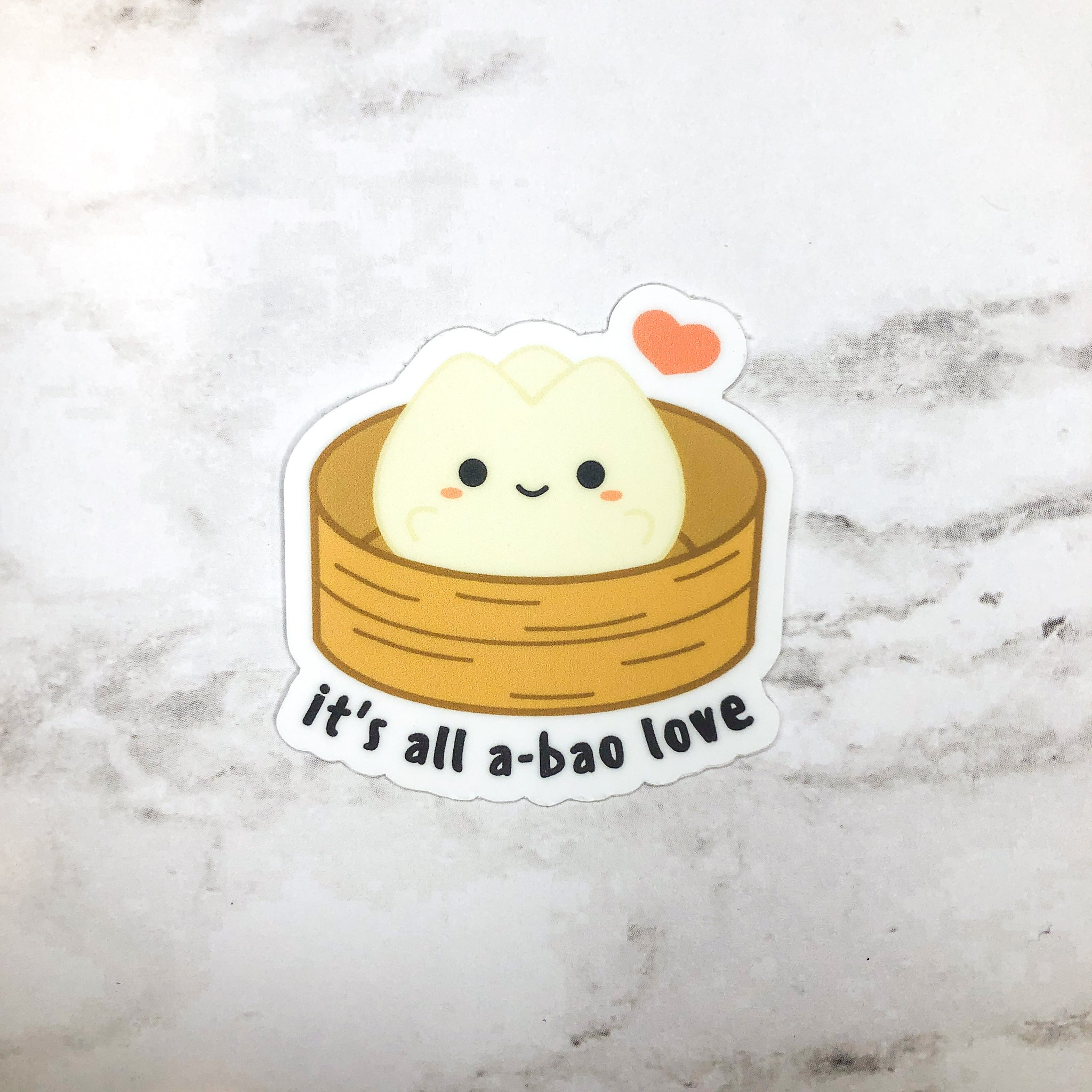 Bao Vinyl Sticker