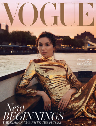 Vogue, Vogue September Issue, Peace and Pure