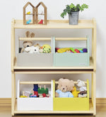 Load image into Gallery viewer, Yamatoya Norsta Toy Rack - Natural