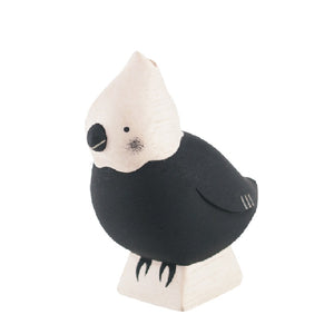 T-Lab. Pole Pole Wooden Cockatiel