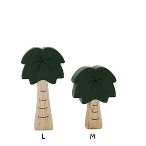 T-Lab. Pole Pole Wooden Palm Tree Medium