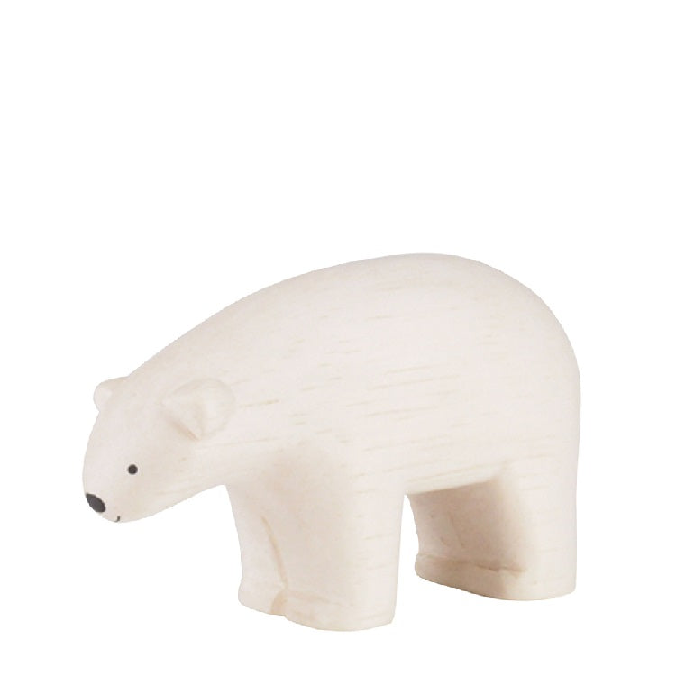 T-Lab. Pole Pole Wooden Polar Bear