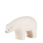 Load image into Gallery viewer, T-Lab. Pole Pole Wooden Polar Bear