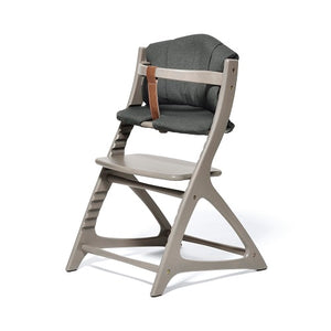Yamatoya Materna/Affel Chair Cushion - Stone Gray