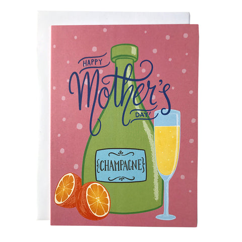 Mother's Day Mimosa Card