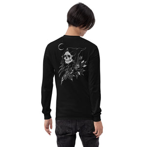 Open image in slideshow, Long Sleeve Reaper (Black)