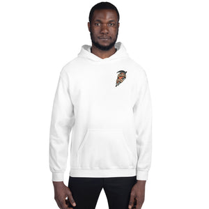 Open image in slideshow, Coffin Front and Back Hoodie | Happy Bat Hot Sauce