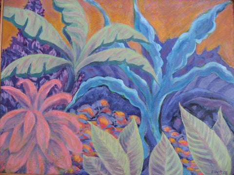 """Jungle Splendor"" - Beth Van Gelder"