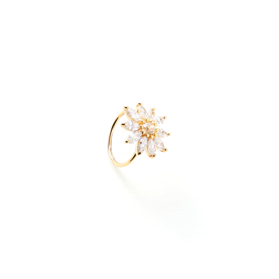 Medium Daisy Ring