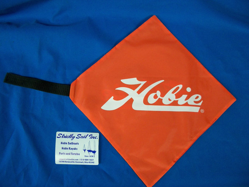 Hobie Caution Flag, Part
