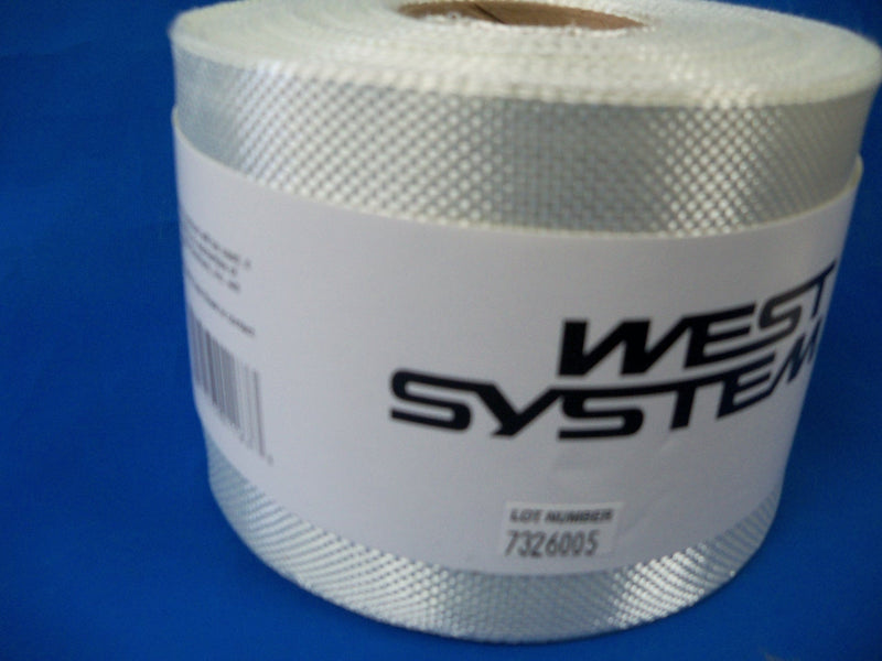 West System 732, 9 oz. Glass Tape 4 inches wide 50 yards length