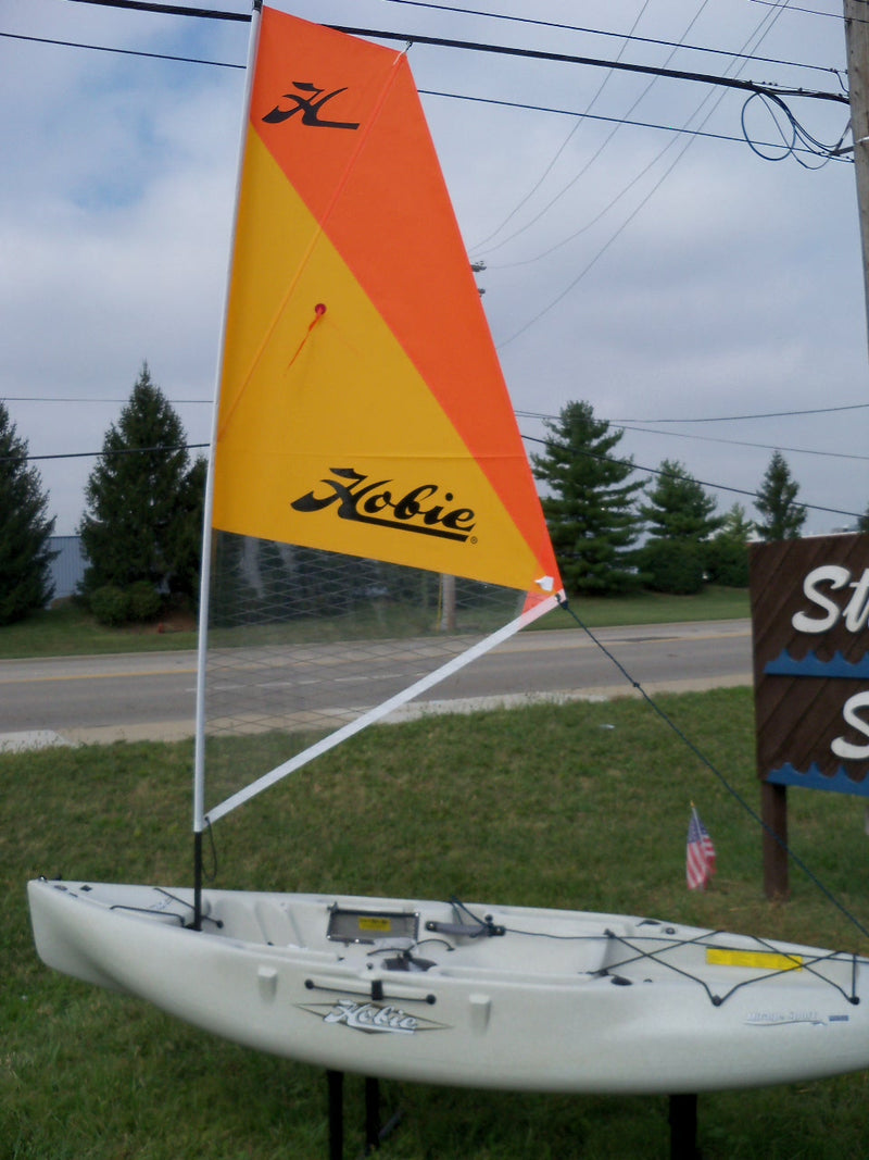 Hobie Kayak Sail Kit  Papaya/Orange