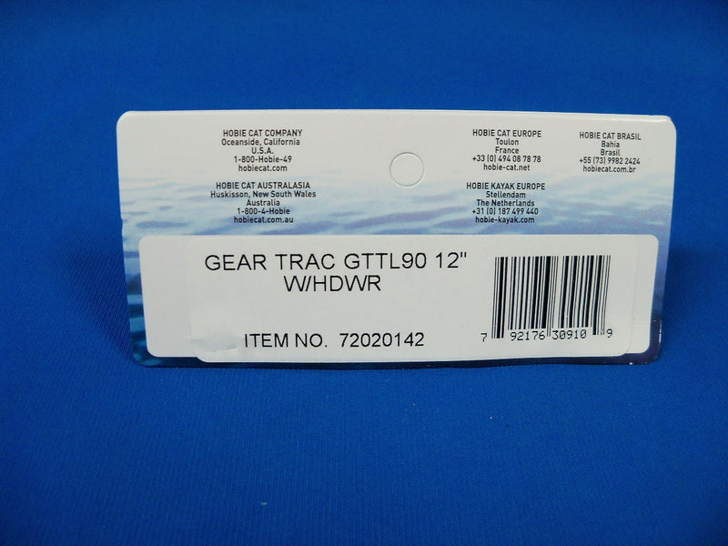 "Gear Trac GTTL90 12"" (with hardware)"