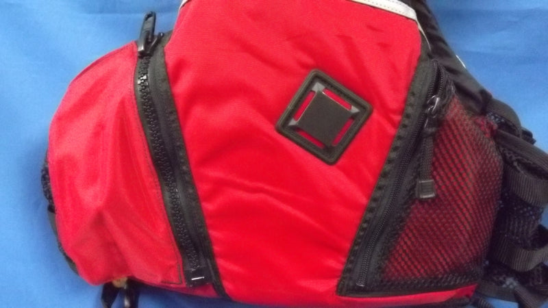 Hobie Wedge PFD, Fireball Red, Item